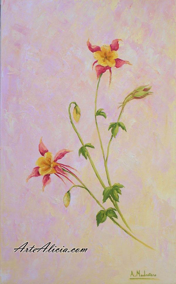 Cuadros De Flores Cuadros óleos Cuadros De Flores