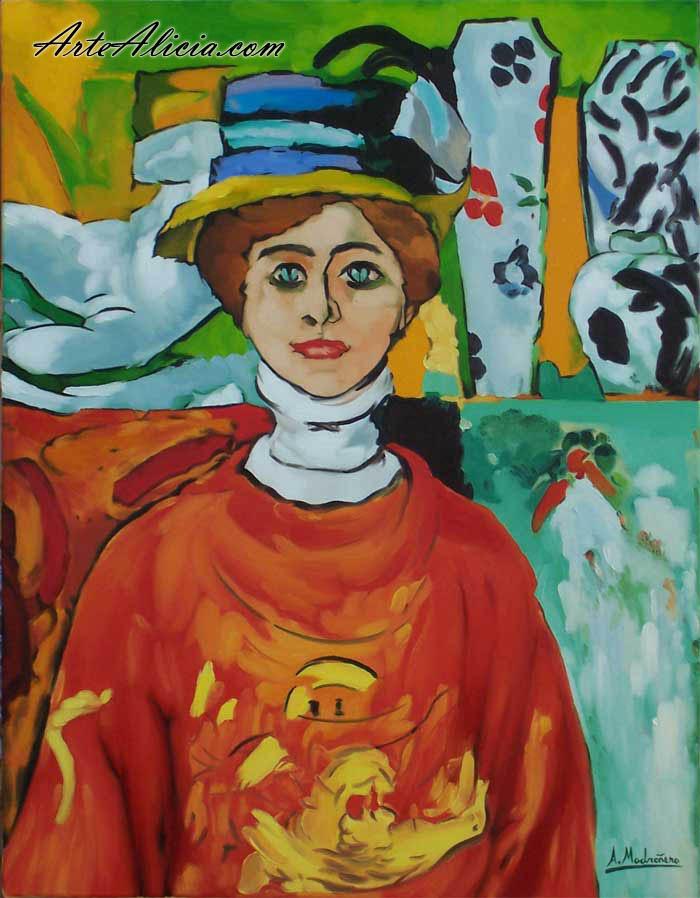 galeria de pintores famosos: